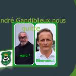 Au revoir André