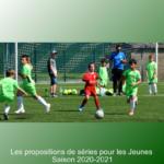 Saison 2020-2021 pour nos Jeunes