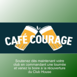 "Stockel soutient l'initiative ""Café courage"""