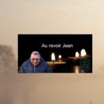 Jean Demolder nous a quitté