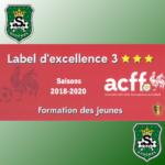 Label d'excellence pour le ROFC Stockel