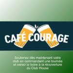 """Stockel soutient l'initiative """"Café courage"""""""