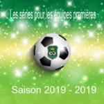 Nos adversaires pour la saison 2019-2020