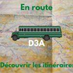 En route avec notre D3