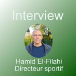 Interview de notre Directeur sportif